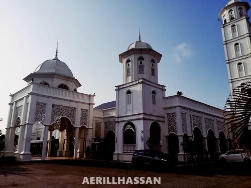 Masjid Sultan Ismail, Chendering, Terengganu Darul Iman