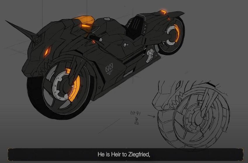 Last Rider Krau ziegfried