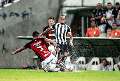 CBF divulga data de partida entre Vitória e Ceará pela Copa do Brasil