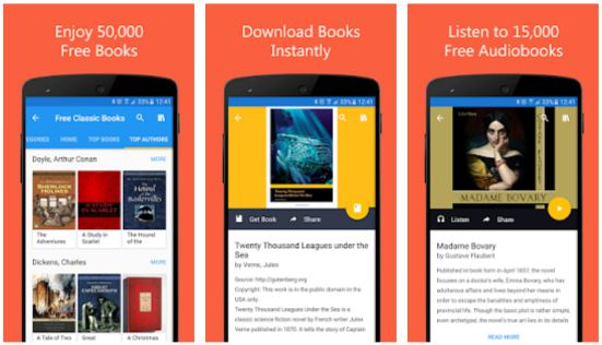 50000 Free eBooks Mod Apk