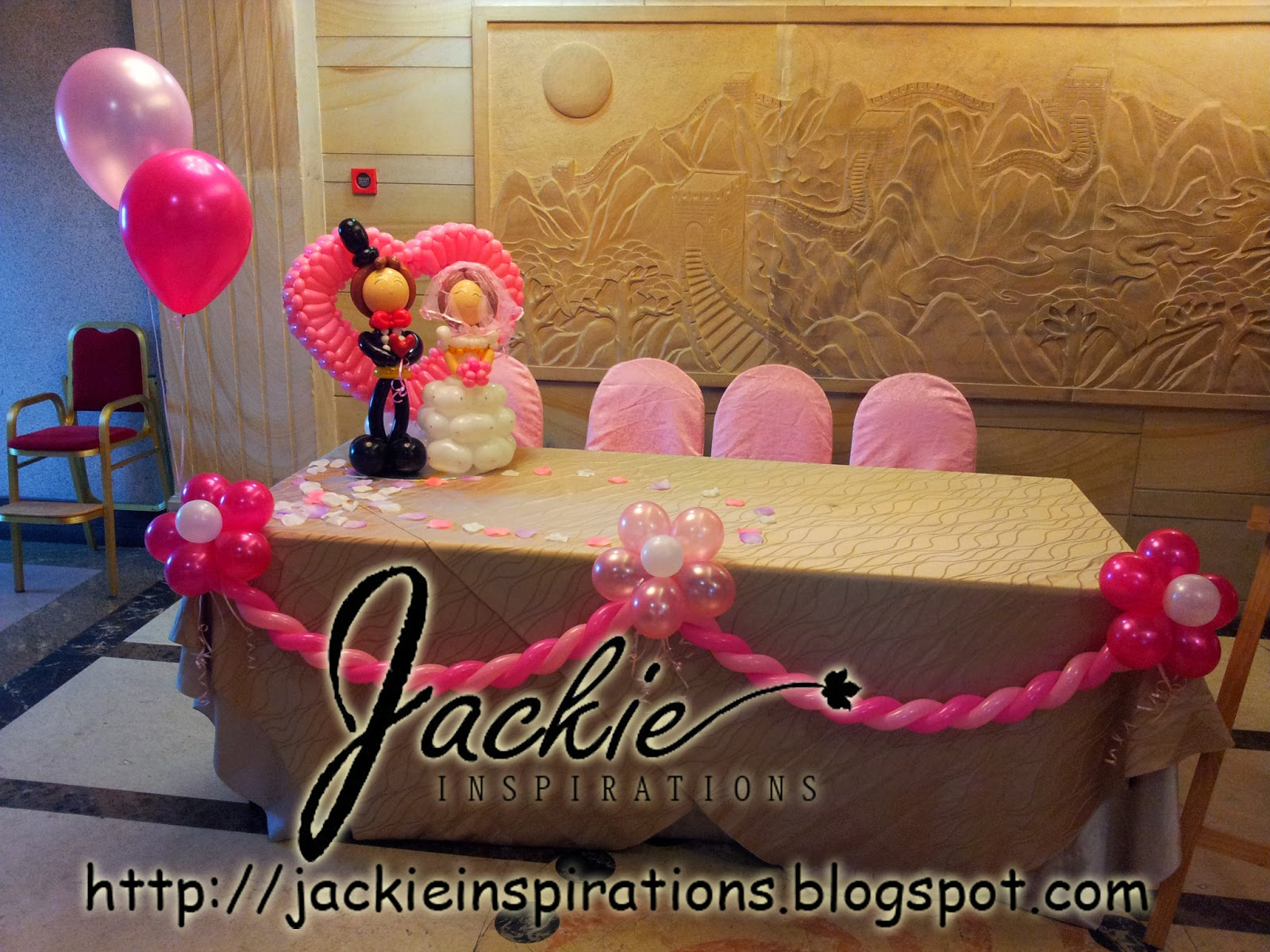 balloon decorations for weddings birthday parties balloon sculptures in kuching and sibu. Black Bedroom Furniture Sets. Home Design Ideas