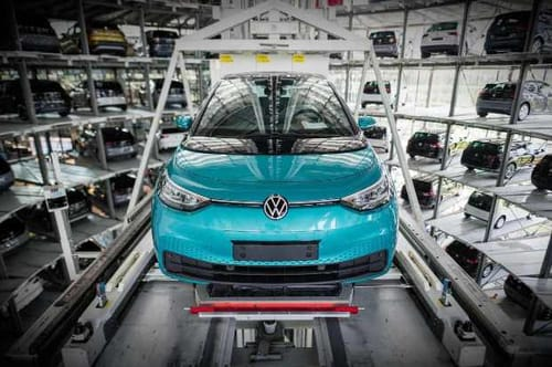 Volkswagen: Security breach exposes contact details of 3.3 million customers
