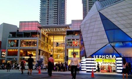 Objek Wisata Favorit di Kuala Lumpur Malaysia Bukit Bintang