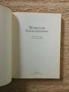Workflow Reengineering