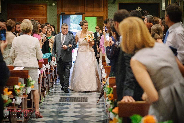 ingresso sposa matrimonio Genova Quarto