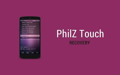[MT6572][Recovery] Philz Touch Recovery V6 for Tecno Y3