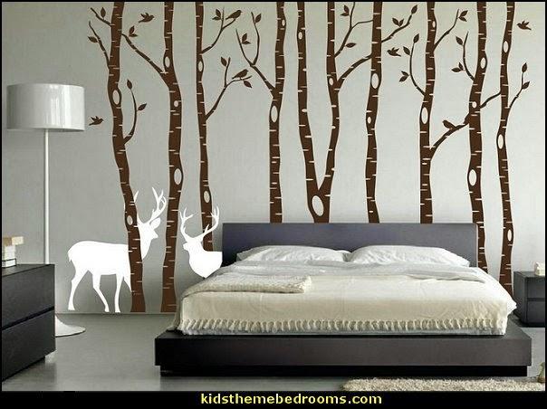 Decorating Theme Bedrooms Maries Manor Tree Murals