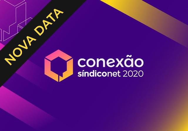 Conexão SíndicoNet 2020 é adiado para o dia 26/09