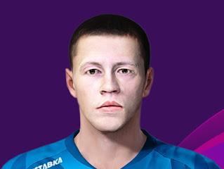 PES 2020 Faces Danila Prokhin by Korneev