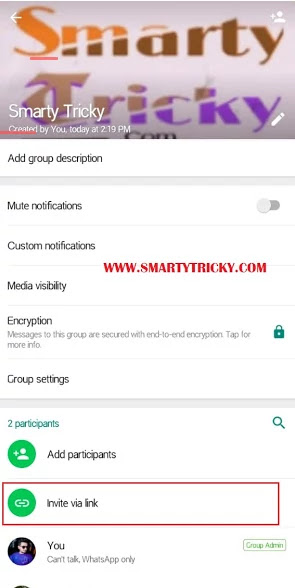 how-to-revoke-whatsapp-group-join-link-with-pictures