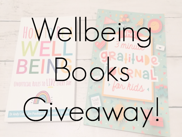 Wellbeing Books - Giveaway!