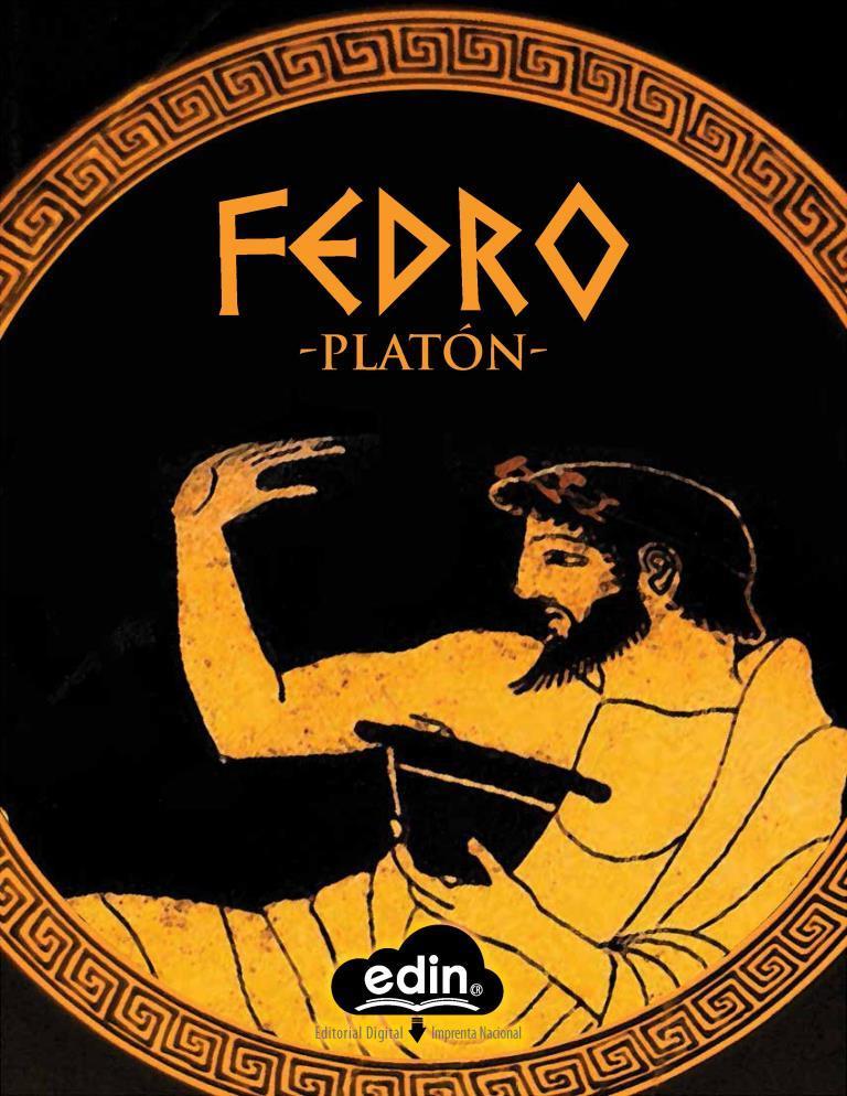 Fedro – Platón [Imprenta Nacional]