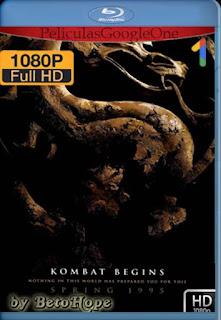 Mortal Kombat [1995] [1080p BRrip] [Latino-Inglés] [GoogleDrive] RafagaHD