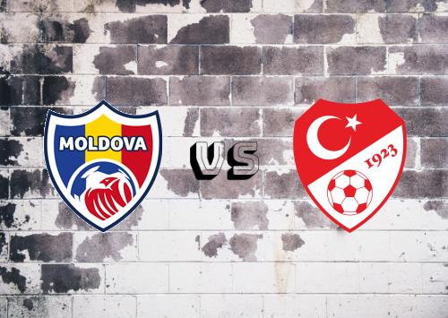Moldavia vs Turquía  Resumen