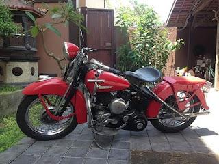 Lapak Motor Klasik Jual WL750 JADOEL Tenan