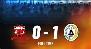 Madura United vs PSS Sleman 0-1 Highlights