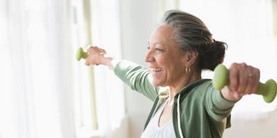 Ejercicio recomendado adultos mayores salud