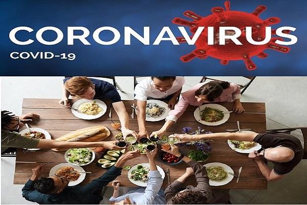 Nagpur: Corona-Party