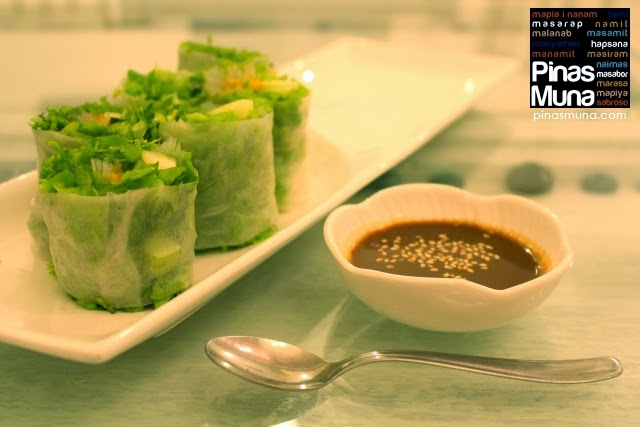 Meliton's Spring Roll by Cucina ni Bunso