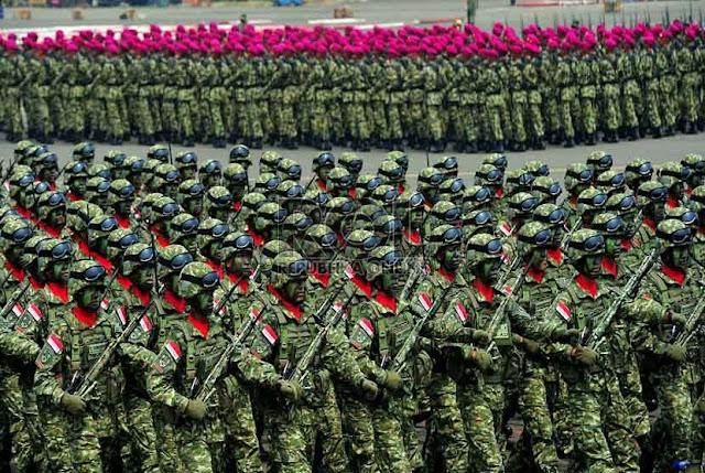Bahas Penguatan Ketahanan dan Pertahanan Negara Presiden dan TNI Gelar Rapat Terbatas