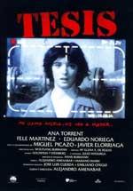 Tesis (1996) DVDRip Castellano