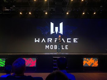 Мобильная версия Warface