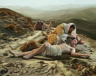 Quem é o Meu Próximo? - Parábola do Bom Samaritano