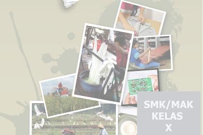 Buku Guru Prakarya SMK Kelas X  Kurikulum 2013 Revisi 2017