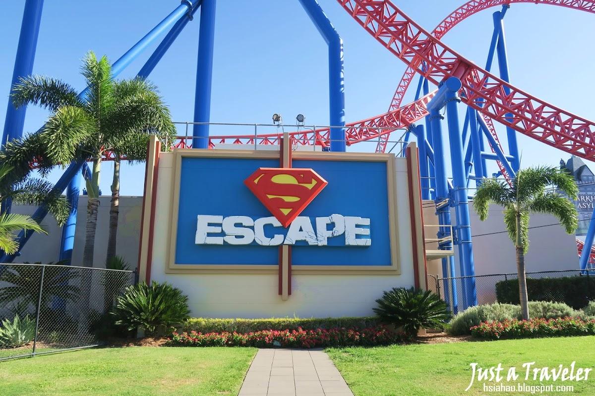 黃金海岸-景點-推薦-電影世界-Movie-World-黃金海岸套票-旅遊-自由行-澳洲-Gold-Coast-theme-park-Australia