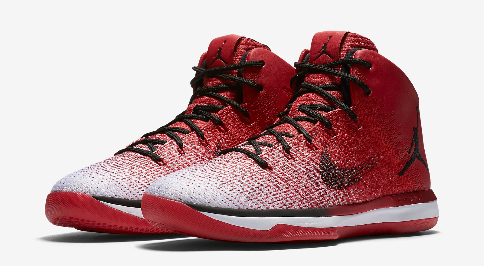 190a7a40741 wholesale jordan 31 air jordan xxx1 banned black university red white 28143  a3c73; real known as the chicago edition this air jordan xxxi comes in a  bulls ...