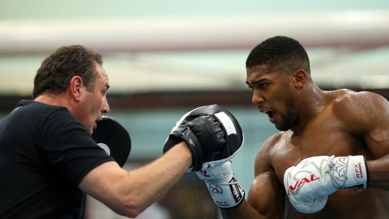 ANTHONY JOSHUA 4