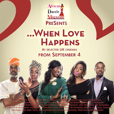 When Love Happens London Premiere