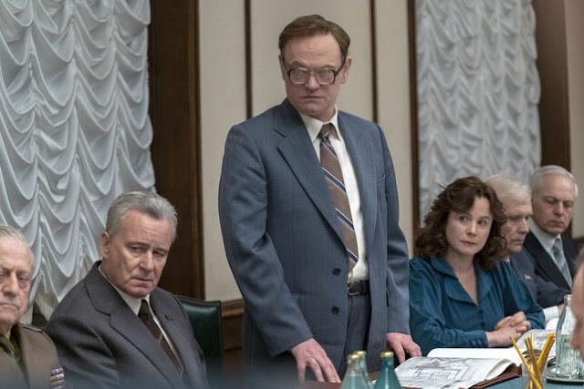 Los Lunes Seriefilos Funcionamiento Emmy chernobyl