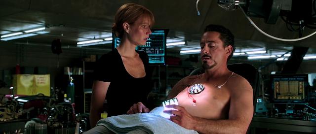 Iron Man 2008 720p Hindi BRRip Dual Audio Full Movie Download Online
