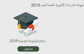 نتائج التوجيهي الأردن 2019 بالاسماء والارقام