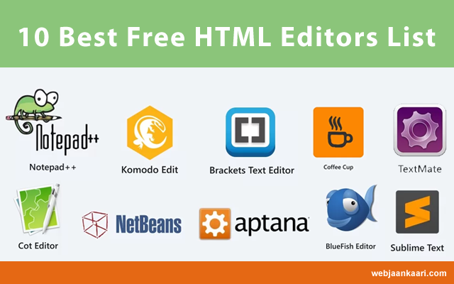 best free web page html editor, best html code editor for windows,best free html,css,js code editor,free html code editor, best html editor online, best html editor mac