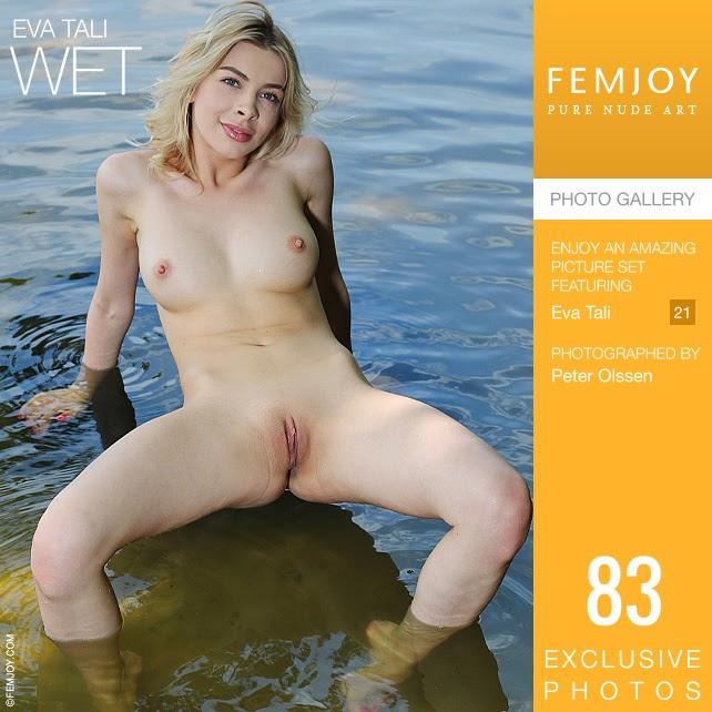 [FemJoy] Eva Tali - Wet