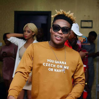 Dear Lord Make Me So Rich , So That I Can Marry All The Girls - Reekado Banks