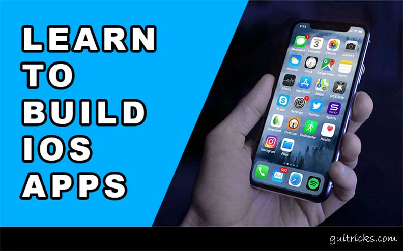 Learn Build IOS Apps