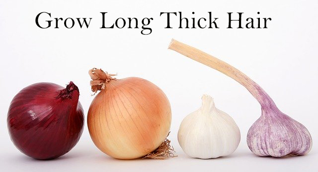Grow Long Thick Hair