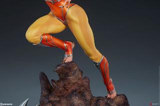 Cheetara de Thundercats por Sideshow Collectibles