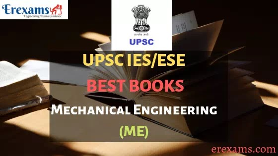 Best Books IES Exam 2020 For Mechanical Engineering (ME)