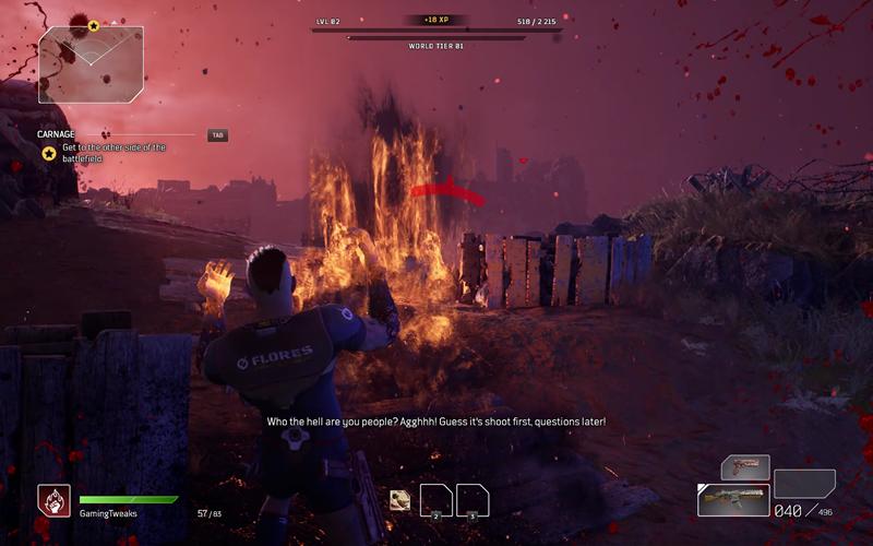 Outriders Pyromancer Gaming Tweaks