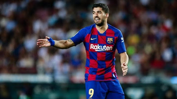 They also called Ramos a disaster: Luis Suarez hit back at haters