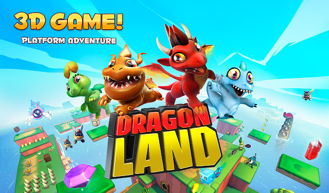 تحميل لعبة Dragon Land v3.0  مهكرة للاندرويد