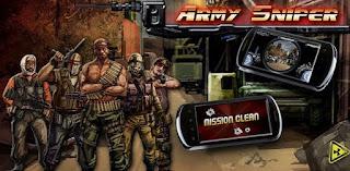 Game Android Army Sniper apk v1.4.5 Terbaik 2016