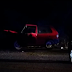Acidente na estrada que liga Macajuba a Baixa Grande na noite deste domingo(19)