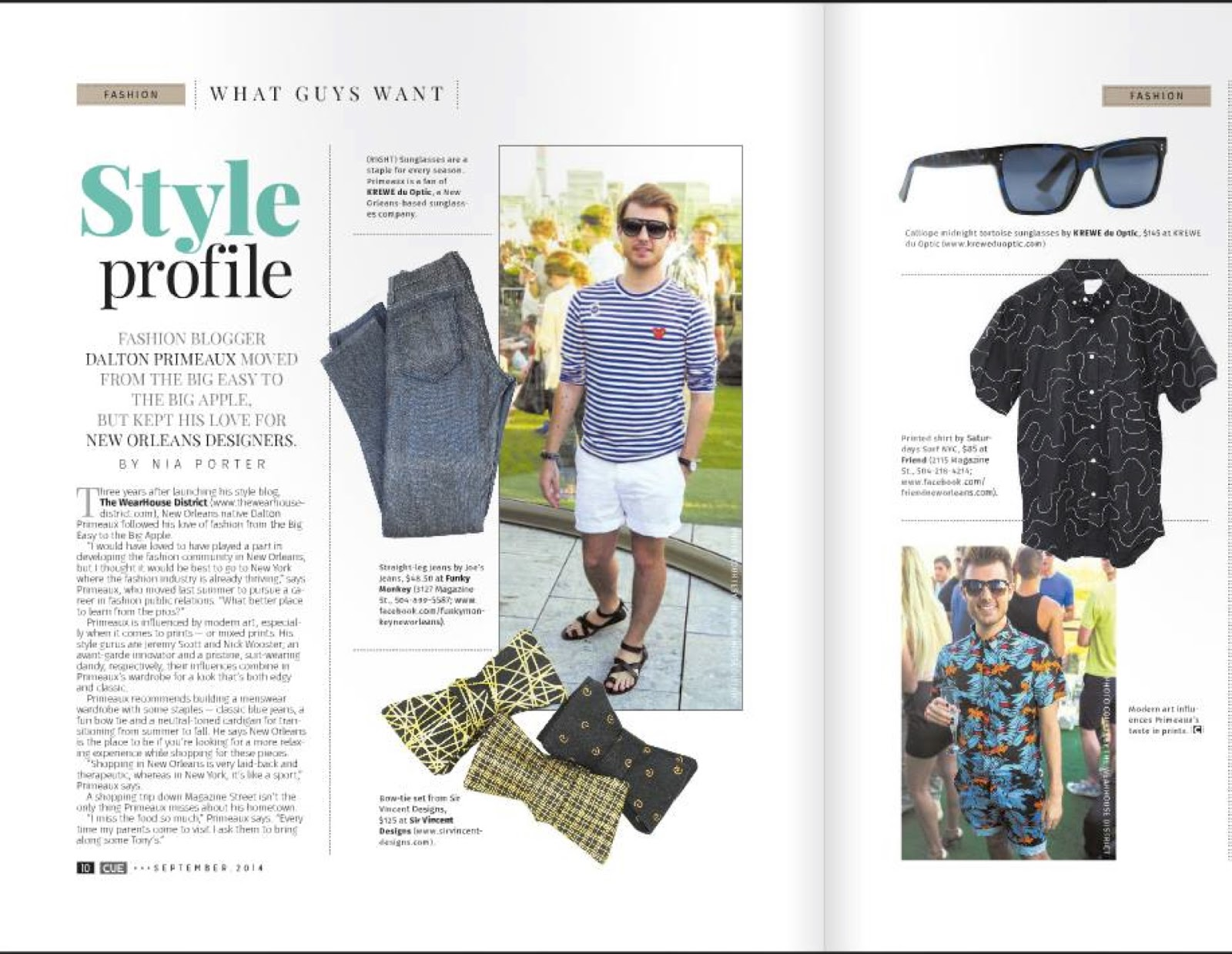 Gambit CUE Magazine Press