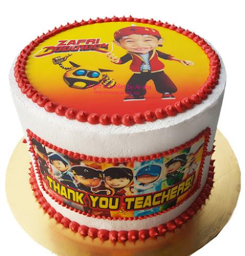BIRTHDAY CAKE BOBOIBOY