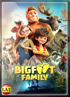 La Familia Pie Grande (2020) DVDRIP LATINO